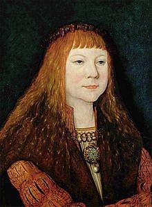 Ludvík Jagellonský, pro své mladistvé vzezření přezdívaný Ludvík Dítě
