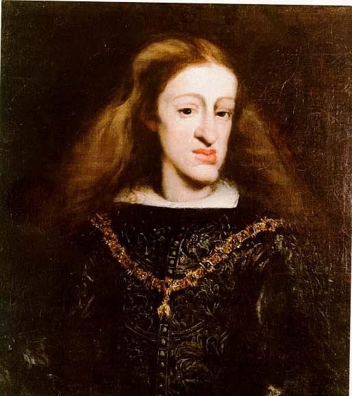 Karel II. Španělský byl příkladem toho, co se stane, pokud se mísí krev jednoho rodu