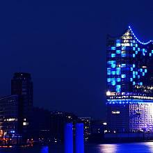 Labská filharmonie v Hamburku