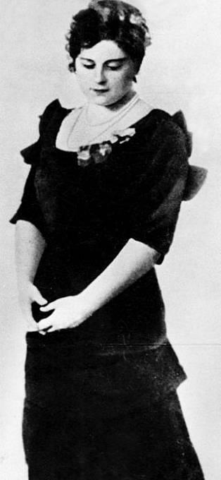 """První Stalinova manželka Jekatěrina """"Kato"""""""