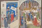 Smrt Amauryho a korunovace Balduina IV.
