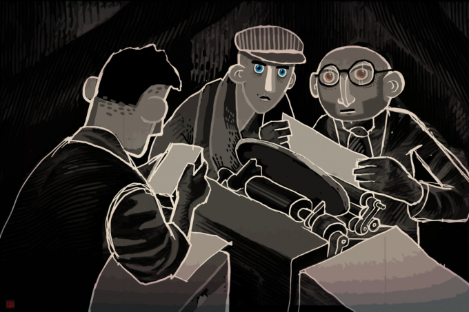 Hra Přes nejtemnější časy je inspirována osudy protinacistické komunistické skupiny Rudá kapela