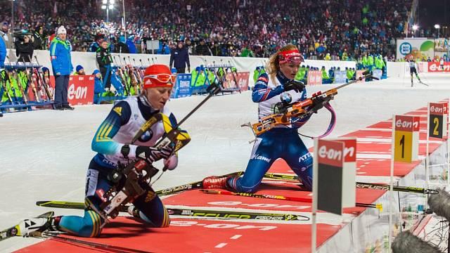 Biatlon - Gabriela Soukalová