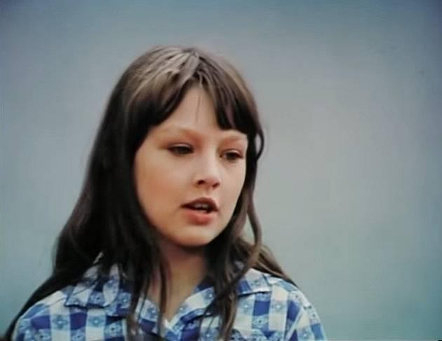 Monika Kvasničková ve filmu Prázdniny pro psa