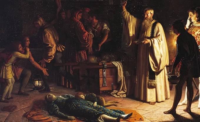 Existují teorie, které původce Černé smrti zpochybňují.