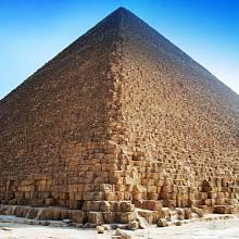 Cheopsova pyramida v Gíze