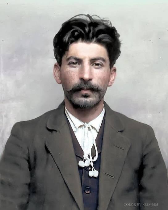 Stalin neměl rád inteligentní ženy.