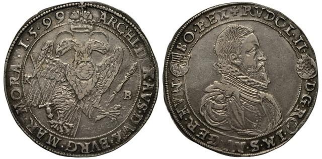 Mince Rudolfa II.