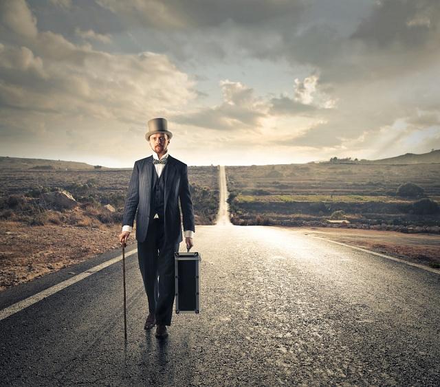 Dokázal by cestovatel včase změnit historii?