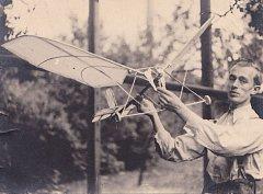Adolf Linka - konstruktér