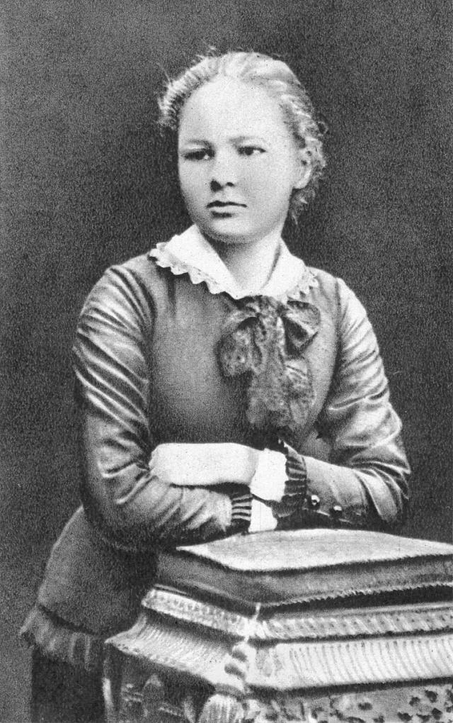 Marie Sklodowská zamlada