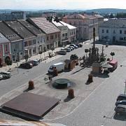 Náměstí v Mohelnici