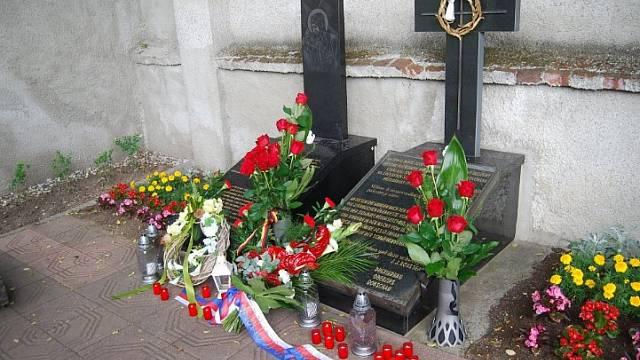 Památník na Švédských šancích