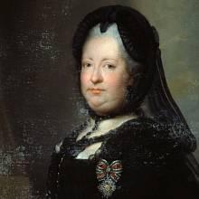 Marie Terezie prodělala černé neštovice