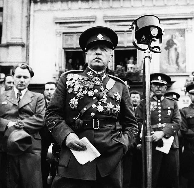 generál Josef Šnejdárek