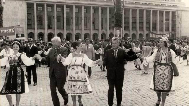 Oficiální návštěva Gustáva Husáka v Bukurešti v červnu 1977