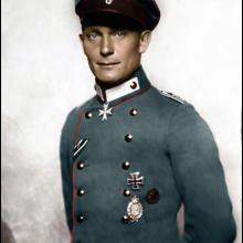 Hermann Göring v době První světové války