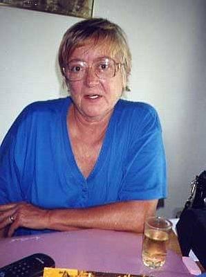 Zdena Salivarová-Škvorecká