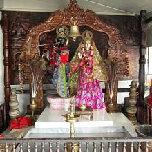 Hinduistické svatyně u Grand Bassin