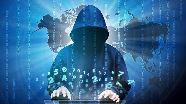 Ilustrační foto - hackeři, podvodné emaily, phishing.