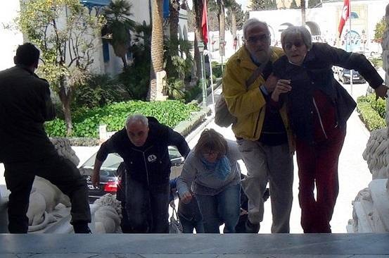 18. 3. 2015, Tunis, Tunisko, 21 mrtvých