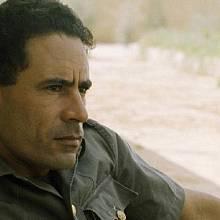 Muammar Kaddáfí v době, kdy mu to ještě slušelo