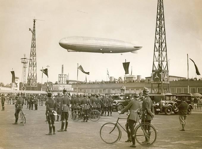 Zkáza vzducholodě Hindenburg