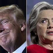 Vítěz a poražená – Donald Trump a Hillary Clintonová