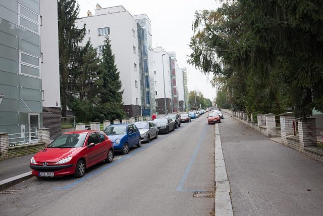 Až budete přemýšlet, proč je v pražských ulicích namalováno tolik modrých a bílých čar, pamatujte i na to, že firma, která vše kontroluje, je odměňována podle počtu parkovacích míst v regulovaných zonách.