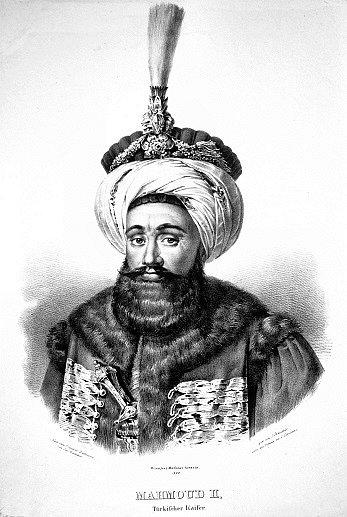 Sultán Mahmut II.