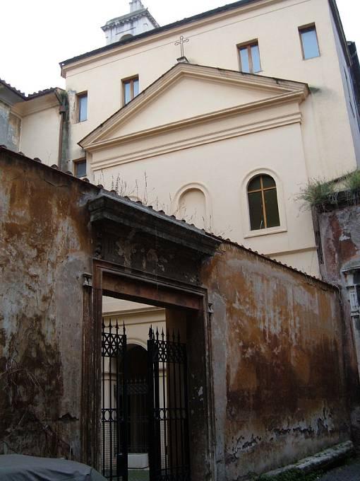 Kostel Sant'Ambrogio v Římě