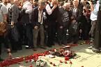 Turecko truchlilo po útoku v Ankaře.