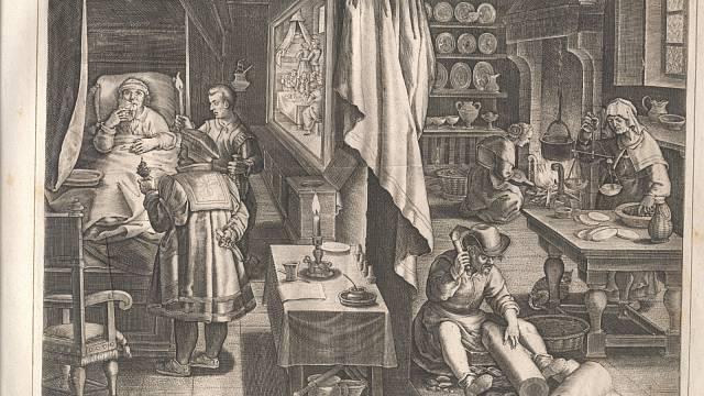 Objev guajaka jako léku na syfilis, 1590