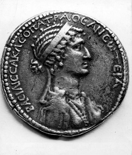Mince spodobiznou královny Kleopatry