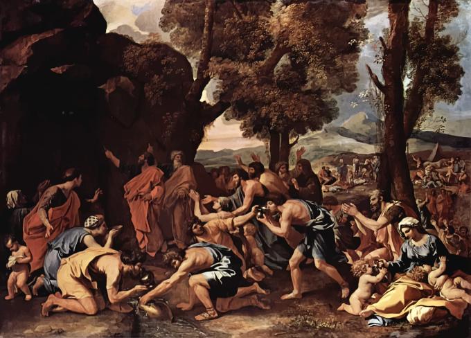 Mojžíš měl dovést Židy z otroctví do země zaslíbené.
