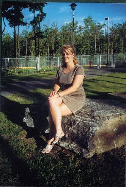 Karla Homolka ve vězení