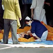 Útok sarinem v tokijském metru, 1995