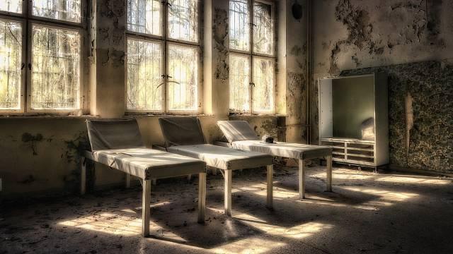 Atmosféra v sanatoriích Overbrook a Pennhurst děsí i několik desítek let po jejich uzavření.