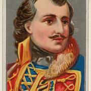 Pulaskiho vyobrazení na krabičce cigaret dobře vystihuje jemnější rysy jeho tváře