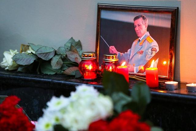Při neštěstí zahynul idirigent a umělecký režisér sboru Valerij Khalilov.