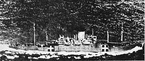 Japonská potopená loď Awa Maru