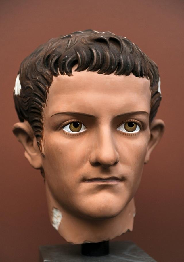Pravděpodobná podoba císaře Caliguly
