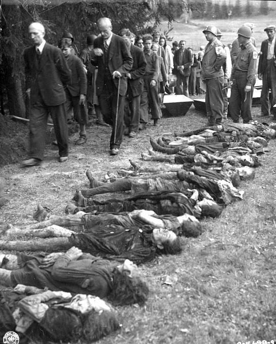 Oběti pochodu smrti