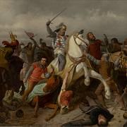 Jan Lucemburský v bitvě u Kresčaku