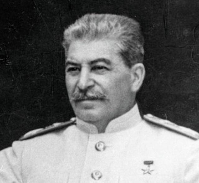 Josif Vissarionovič Stalin vroce 1945