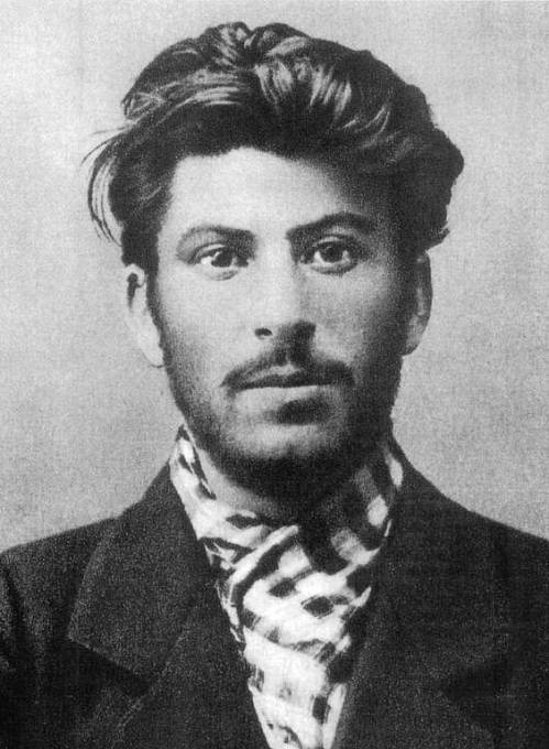 Stalin prý býval uhrančivým mladíkem.