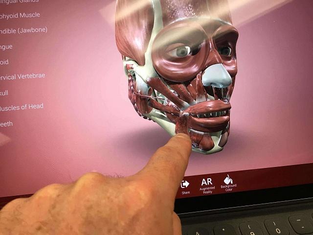 Výuka pomocí 3D modelů