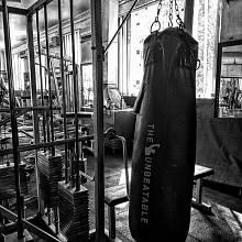 Ilustračí foto: Boxer Salamo Arouch vyhrál za dva roky dvě stě zápasů