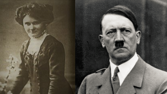 Paula Hitler a Adolf Hitler