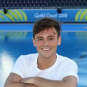 Skokan do vody Tom Daley